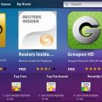 New App World Background